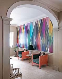 Tapisserie Moderne Avec Papier Peint En 10 Solutions
