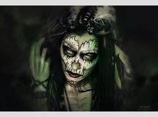 40 The Most Creepy Halloween Makeup Ideas EntertainmentMesh