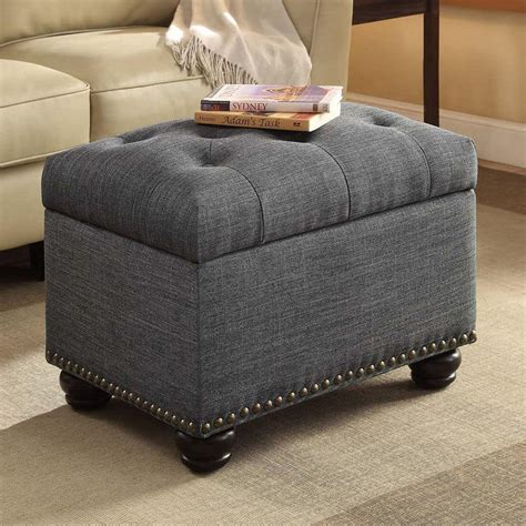 Hassock Ottoman by 14 Best Small Ottoman Options For 2019