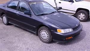 Diagram Honda Accord 1995