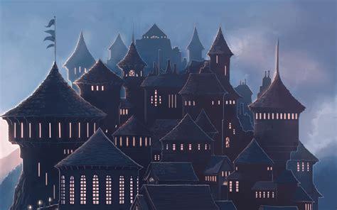 hogwarts harry potter school hd  wallpaper