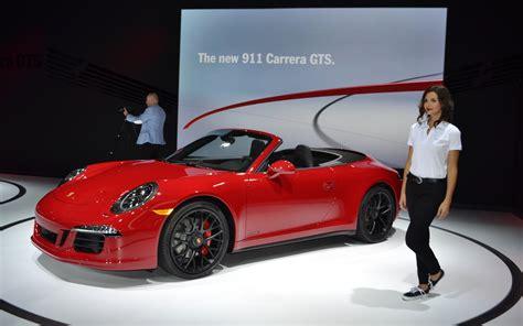 2018 Porsche 911 Carrera Gts Specs And Information