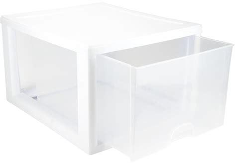 New Sterilite 2310 27-quart Single Box Modular Stacking Storage Drawer Container