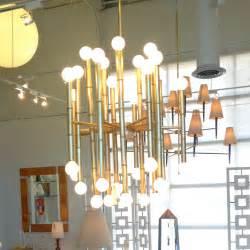 meurice chandelier antique brass jonathan adler