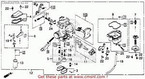 Mikuni Btm Carb Parts Diagram