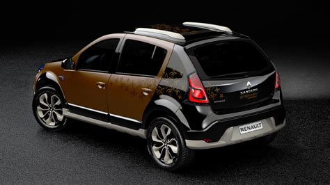 Renault Sandero Stepway Concept Features Photos