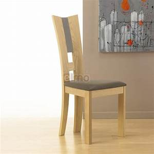 Chaise salle a manger moderne chaise de salle a manger for Awesome meubles de rangement salon 14 chaise salle 224 manger moderne hetre massif de france flora