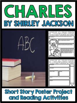 charles  shirley jackson short story unit poster project
