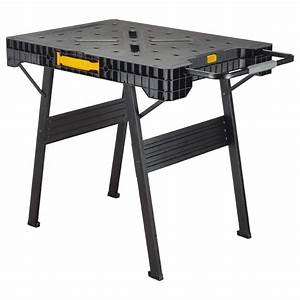 DEWALT 33 4 in Folding Work Bench-DWST11556 - The Home Depot
