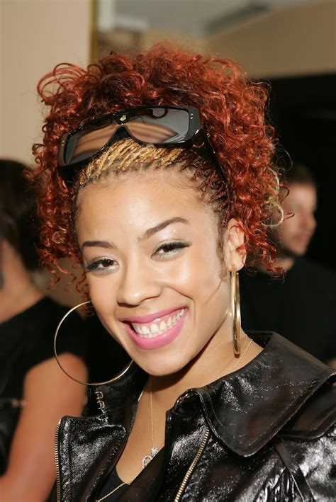 Keyshia Cole Hairstyles by Keyshia Cole Gold Hoops Keyshia Cole Looks Stylebistro