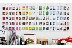 Porte Photo Original : porte photo mural la pochette plastique transparente ~ Teatrodelosmanantiales.com Idées de Décoration