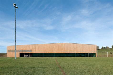 salle de sport denis lussy sport virdis architecture archdaily