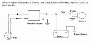 12v Ac Motorcycle Regulator