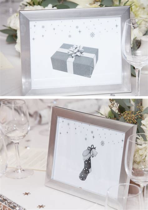 winter wedding flowers white and grey the moat house