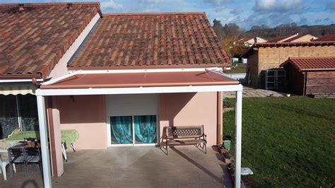 pergola avec toit en verre pergolas toit en dur polycarbonate pr 232 s de clermont ferrand puy de d 244 me 63