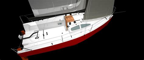 Wooden Boat Ideas by Idea 21 Small Plywood Sport Sailboat Sailboat Plan