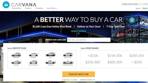 Carvana Opens In Columbus In Latest Expansion For Online