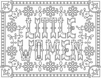 Coloring Pages Adult Adults Printable Gatsby Inspired