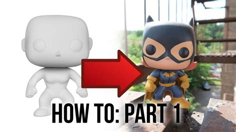 Customizing Funko Pop!s  What You Need (part 1