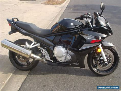 Suzuki Gsx650f For Sale by Suzuki Gsx650f For Sale In Australia