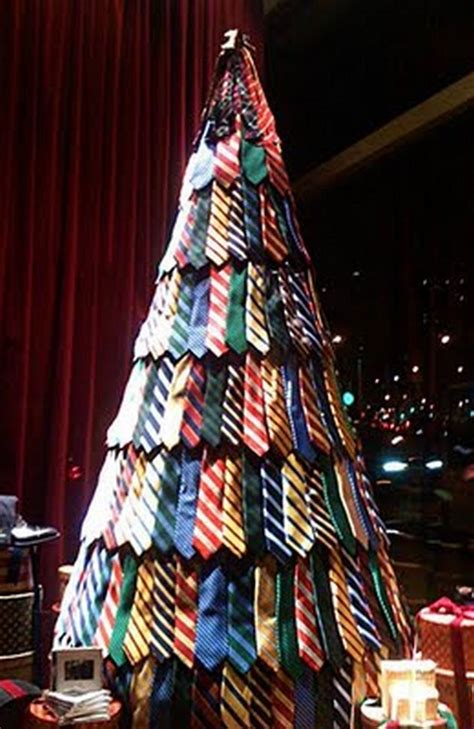 unusual and unique christmas trees 45