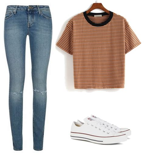 Polyvore Outfits With Jeans | www.imgkid.com - The Image Kid Has It!