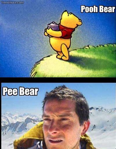 Bear Grylls Blood Meme - professor mungleton making the world a better place