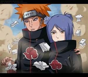 54 best Konan x Pain [NARUTO] images on Pinterest | Pain ...