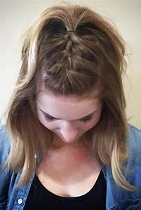 33 Casual And Easy Updos For Short Hair Hair Styles