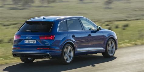 Sq7 Tdi 2016 by 2017 Audi Sq7 Tdi Pricing And Specs Photos Caradvice