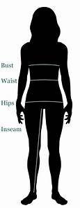 How To Measure Your Body For Clothing Sizes