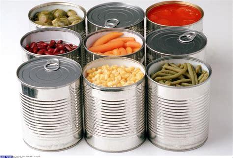 cuisiner avec des boites de conserves la boîte de conserve à toutes les sauces moustique be