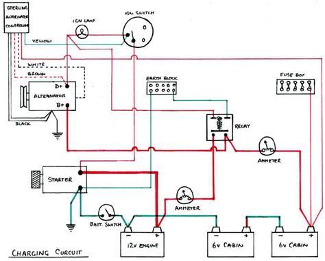 marine electrical wiring diagram wiring diagram with basic 12 volt boat wiring diagram 33 wiring diagram