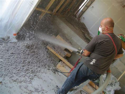 cuisine bois beton prix de la ouate de cellulose et de sa pose