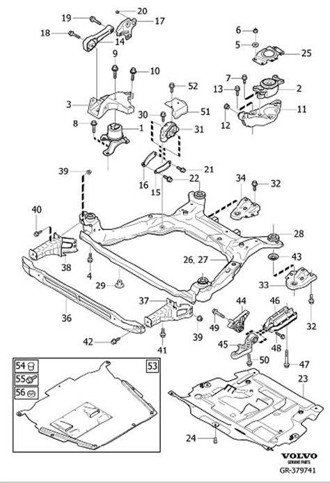 Volvo Parts Diagrams by Parts Volvo Parts