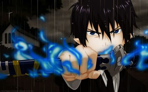 Anime Blue Exorcist Okumura Rin Anime Boys Hd