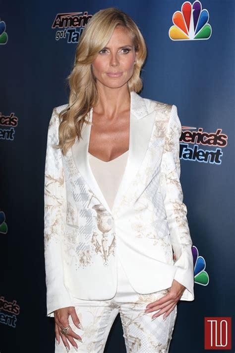 Heidi Klum Roberto Cavalli America Got Talent