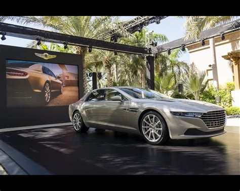 Aston Martin Lagonda Taraf Luxury Saloon 2018