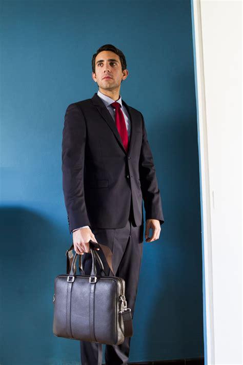 serviette bureau homme sac le tanneur test avis