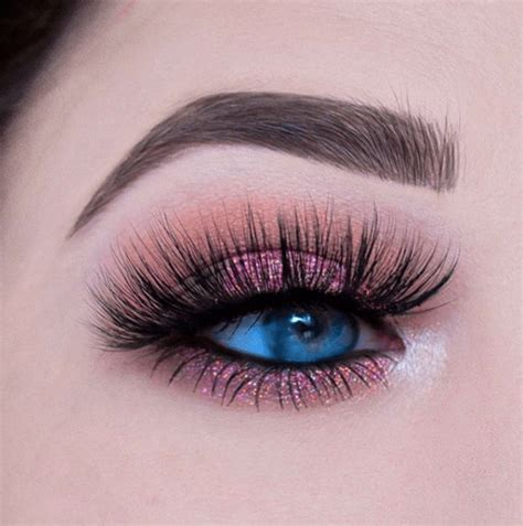 stunning makeup   blue eyes cherrycherrybeauty