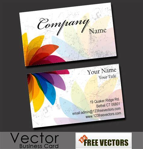 business card vector   vector art