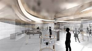 Audemars Piguet Begins Work On New Museum Shaped Like A