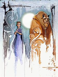 Beauty and the Beast – The Curse | Magic Of Disney Art