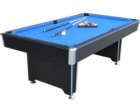 full size professional pool table mightymast leisure callisto pool table blue 7 ft