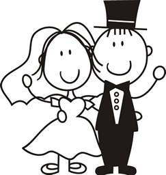 wedding koozies and groom clipart free clip free clip on clipart library