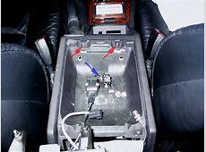 BMW E39 SmarTire Ashtray Install