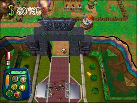 World Theme Park by Stare Gry Gra Theme Park World