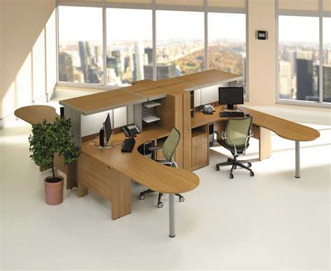 Office Furniture Modern by Get Benefit Using Modern Office Furniture