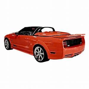 VIS Racing® - Ford Mustang 2006 Stalker Style Fiberglass Body Kit