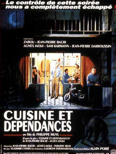 Cuisine Et Dépendances  Film 1992 Allociné
